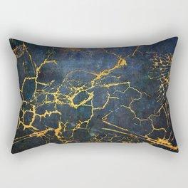 KINTSUGI  ::  Embrace Damage Rectangular Pillow
