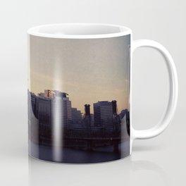 Portland at Dusk Coffee Mug