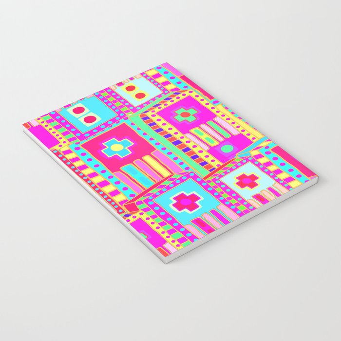 Control Pads Notebook