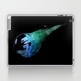 Final Fantasy VII logo universe Laptop & iPad Skin