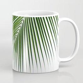 Delicate palms Coffee Mug
