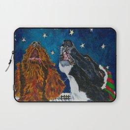 The Moon Dog Singers Laptop Sleeve