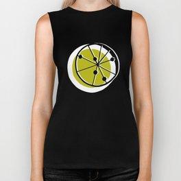 Atomic Lemonade_Green Biker Tank
