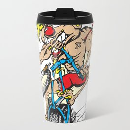 Cirque de Freak Metal Travel Mug