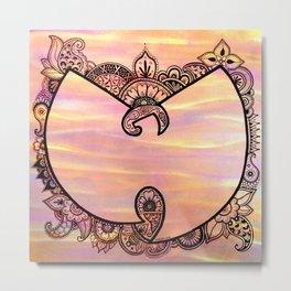 Henna Wu Metal Print