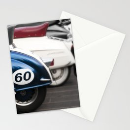 Blue 60 Stationery Cards