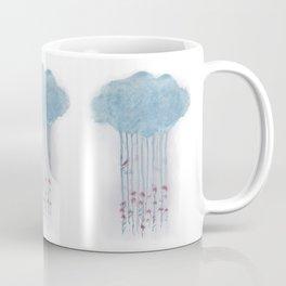 Rain in the woods Coffee Mug