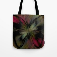 Butterfly Feathers Tote Bag