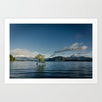 Waterscape V Art Print