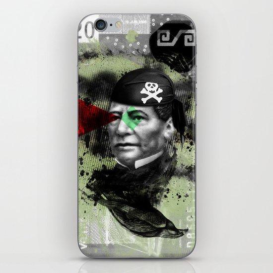 benito iPhone & iPod Skin