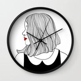 Palabras Wall Clock