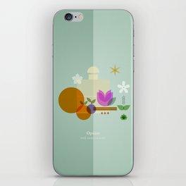 FRAGRANCES / Opium - YSL iPhone Skin