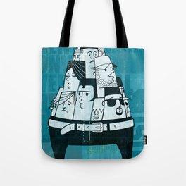 Allfitinone Tote Bag