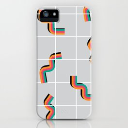 Curly fries inspired iPhone Case