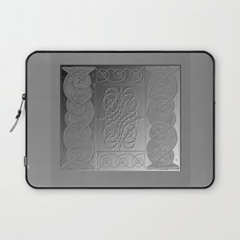 Bas Relief Knot Laptop Sleeve