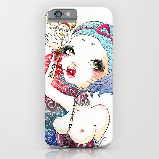 Flower Blood iPhone & iPod Case