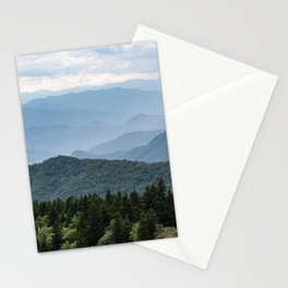 Smoky Mountain National Park -  Summer Adventure Stationery Cards
