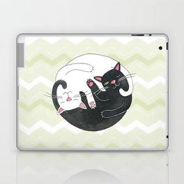 Cat Philosophy Laptop & iPad Skin