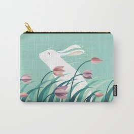 Rabbit, Resting Carry-All Pouch
