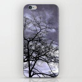 Purple Escape iPhone Skin