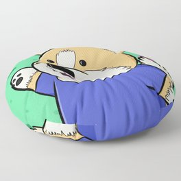 Corg Pal Floor Pillow