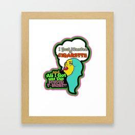 Hijinx!! Framed Art Print