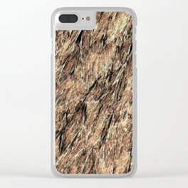 Grannys Hut - Structure 4A Clear iPhone Case