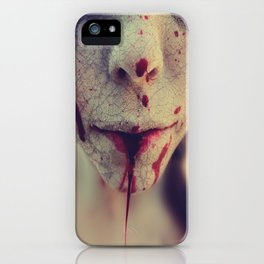 Holly Sue   Decayed iPhone Case
