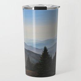 Grassy Ridge Bald, NC Travel Mug