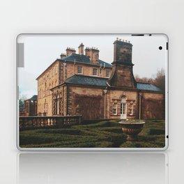 Gloomy Pollok Country Park Laptop & iPad Skin