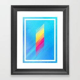 Flavors Framed Art Print