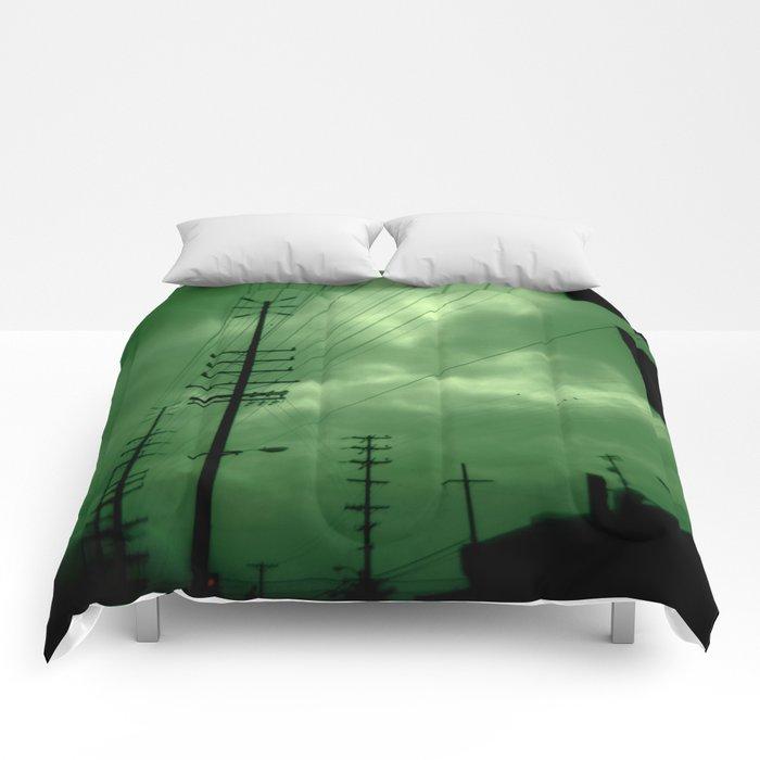 Urban Lines Comforters