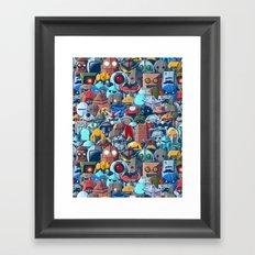 robolutions Framed Art Print
