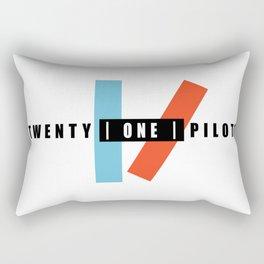 21 pillots Rectangular Pillow