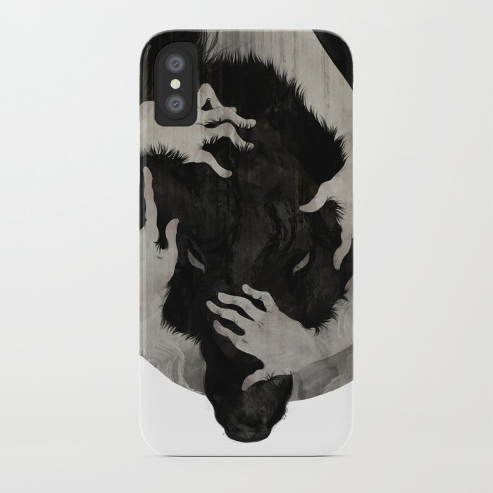 Wild Dog iPhone Case
