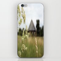 farm iPhone & iPod Skins featuring Farm by ANArt