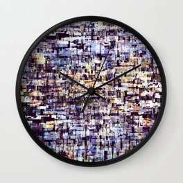 Easy to recommend a step through the muck routine. Wall Clock