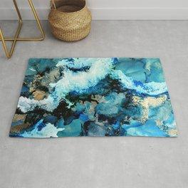 Arctic Blue Rug