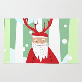 Undercover Santa Rug