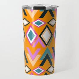 Lively shapes Travel Mug