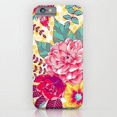 Bloomin' Beauties - Sunshine Slim Case iPhone 6