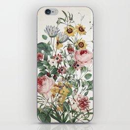 Romantic Garden iPhone Skin