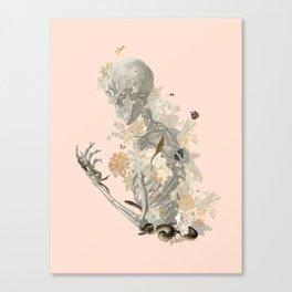 Stranger Danger I [sans type] Canvas Print