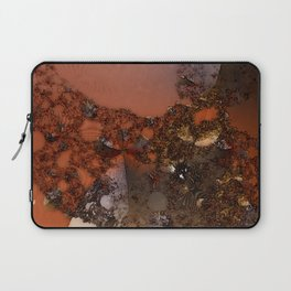 Study of textures and terra cotta Laptop Sleeve