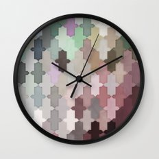 Toned Down Wall Clock
