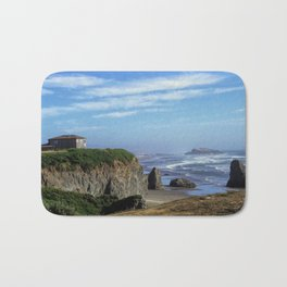 Oregon Shore Bath Mat