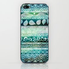Dreamy Tribal Part VIII iPhone & iPod Skin