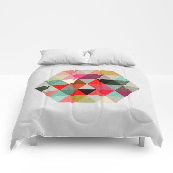 Geo Hex 03. Comforters