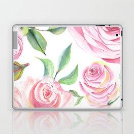 Roses Water Collage Laptop & iPad Skin