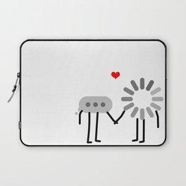 Loading Love Laptop Sleeve